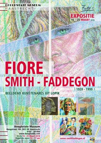 Expositie 16-25 maart 2018 Fiore Smith Faddegon